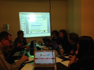SAVE project partners work on the SAVE System development
